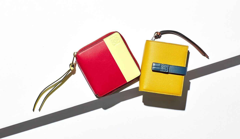 LOEWE(ロエベ)の新作財布の写真