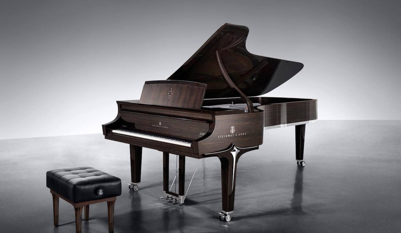 世界限定8台!世界的ピアニストとコラボした、特別な「スタインウェイ」ピアノ