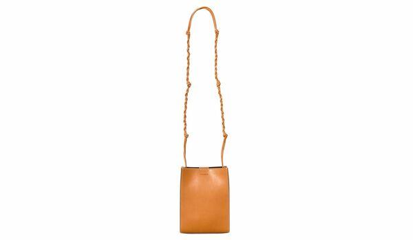 大人気!ジル サンダーのアイコン「タングル」バッグが新素材をまとって登場