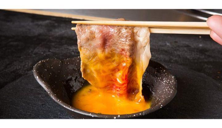 西中洲 楽久虎(らくとら)の肉料理