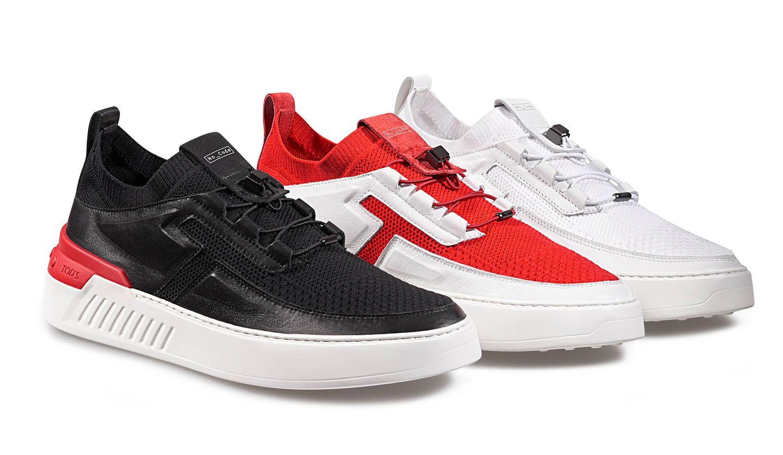 TOD'S(トッズ)の新作靴「トッズ ノーコード X」