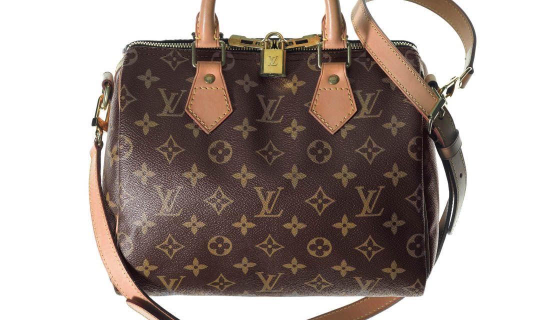 ルイ・ヴィトンのバッグ『スピーディ・バンドリエール25』
