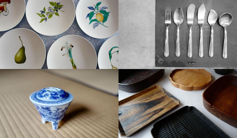 行方ひさこさんが日本各地で出合った日本の美しい工芸や日用品たちの写真