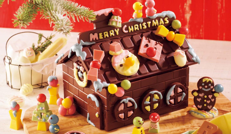 ロイズ チョコレートの家の画像