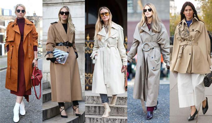 6a3708cca8b004 今年のトレンチ、どう着るのが正解?毎日が華やぐ「おしゃれプロの春コート…