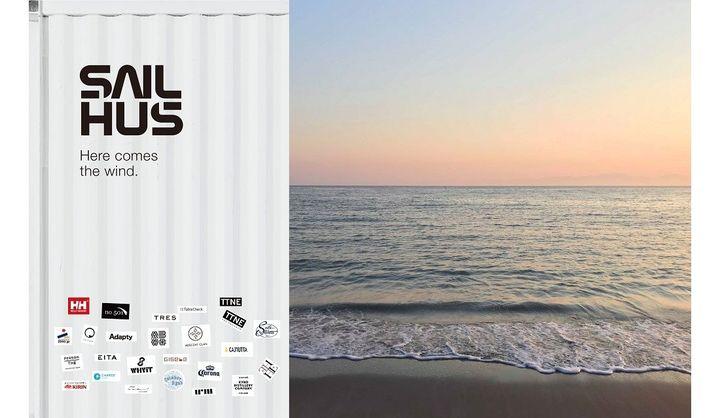"""何も持たずにビーチを満喫!""""ストレスフリーな""""海の家をコンセプトにした、葉山・一色海岸「SAIL HUS」が7月5日(金)~8月31日(土)の期間限定でオープン!"""