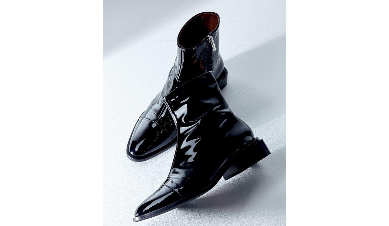 クレジュリーのブーツ