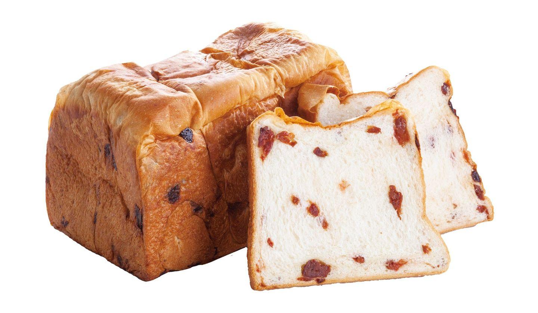 高級食パン専門店「アゴが落ちた」の「チェリーにくちづけ」