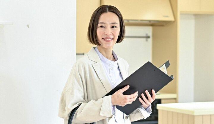 金曜ドラマ『恋する母たち』木村佳乃さん ©TBS