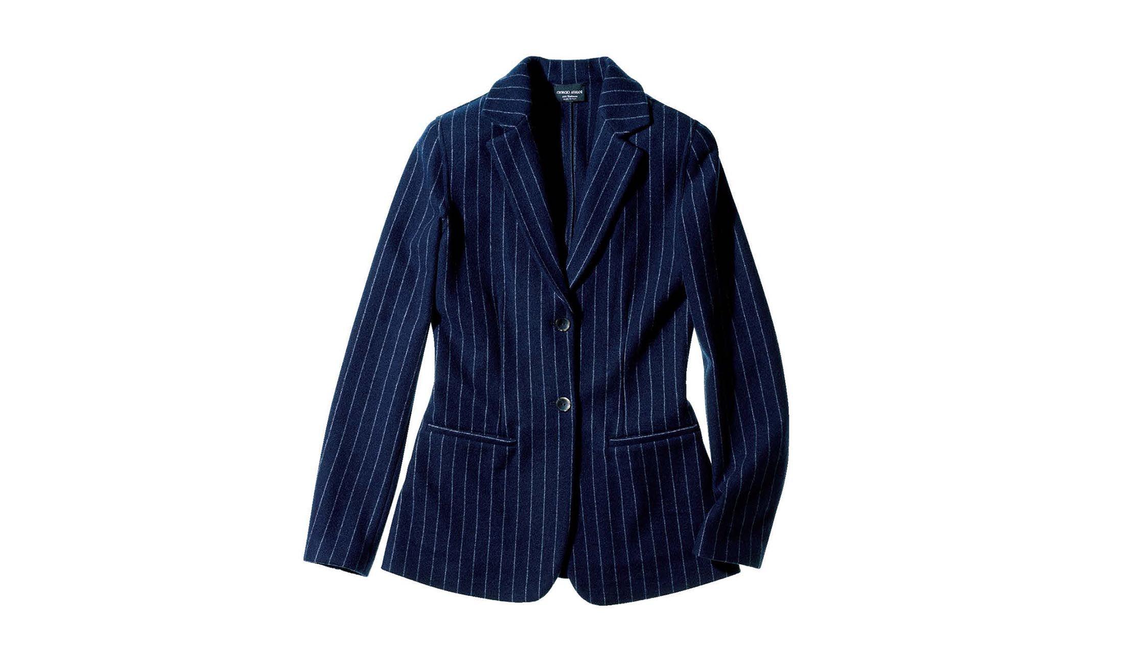 ジョルジオ アルマーニのテーラードジャケット