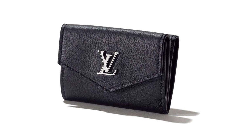 ルイ・ヴィトンの財布「ポルト フォイユ・ロックミニ」