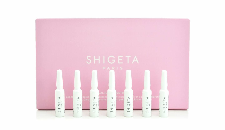 SHIGETAの7本セットの美容液