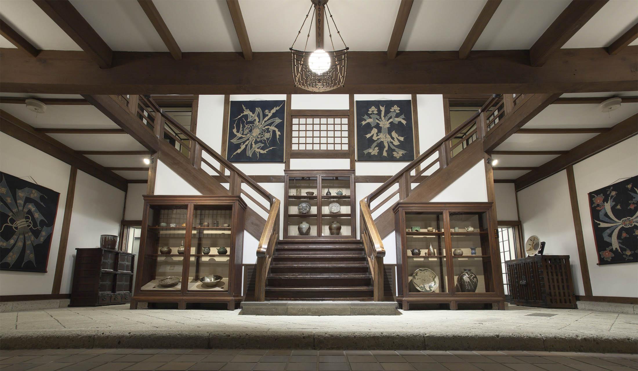 日本民藝館旧館
