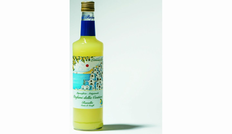 レモンの香りがフレッシュなリモンチェロ