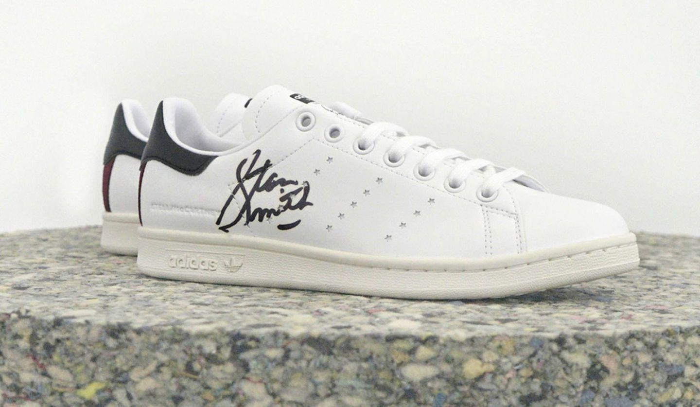 Stella McCartney(ステラ マッカートニー)と「adidas(アディダス)」とのコラボスニーカー「ステラ#スタンスミス」