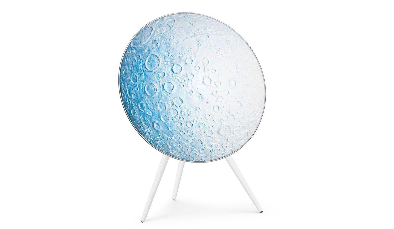 バング&オルフセン(Bang & Olufsen)の特別仕様のスピーカー「Beoplay A9 Blue Moon」