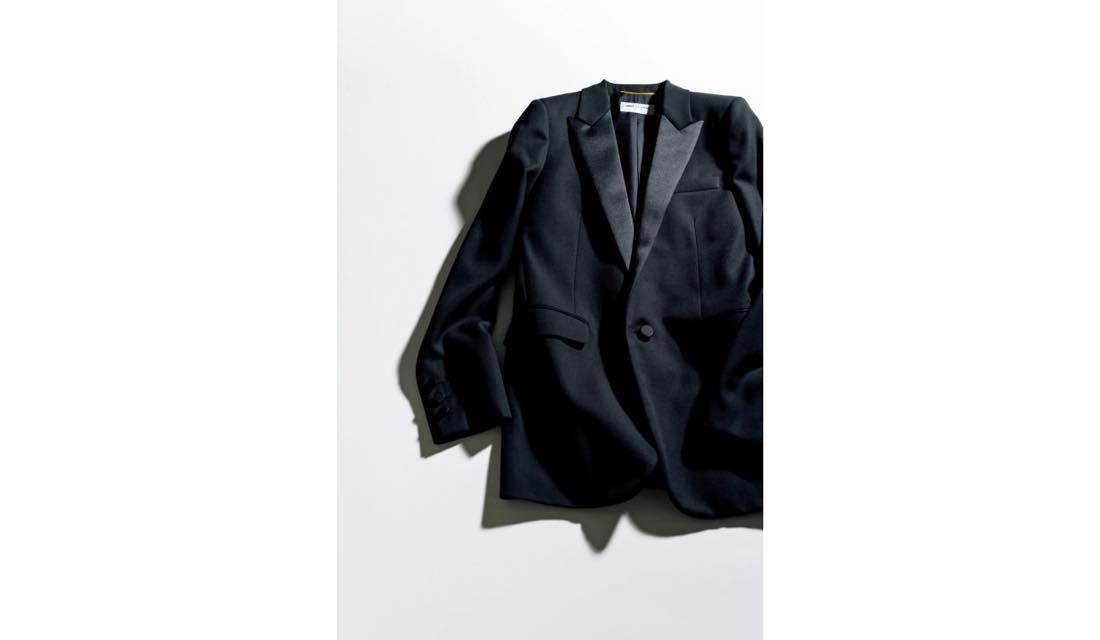 サンローラン バイ アンソニー・ヴァカレロのスモーキングジャケット