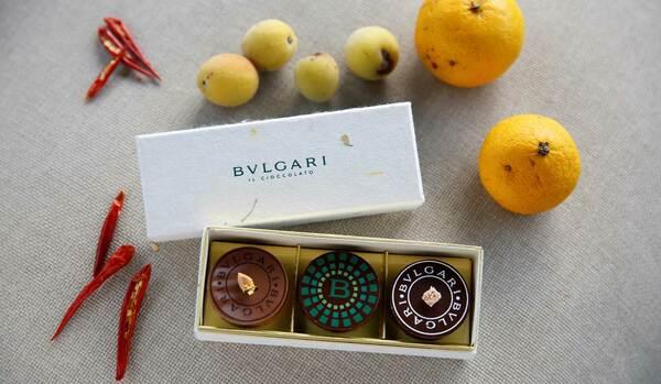サステナブルなメッセージを込めた、ブルガリ イル・チョコラートの数量限定ショコラに注目!