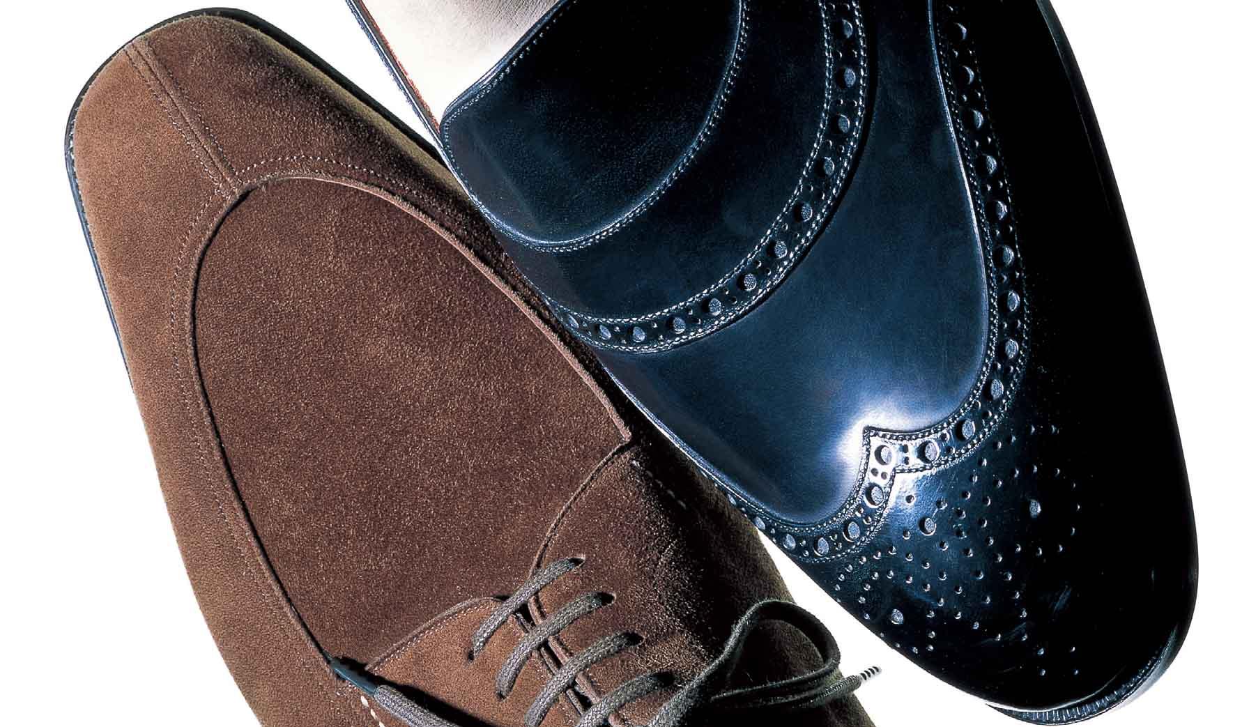 マーキスとスピーゴラのオーダー靴