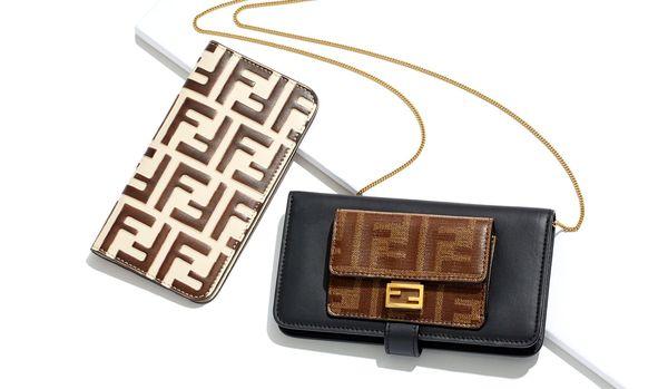 財布としても使える機能性とおしゃれ感が両立!「フェンディのスマホケース」が優秀な理由