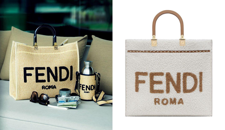 2021年8月号で購入したいもの1位になったフェンディのバッグ『サンシャイン ショッパー』と秋の新作