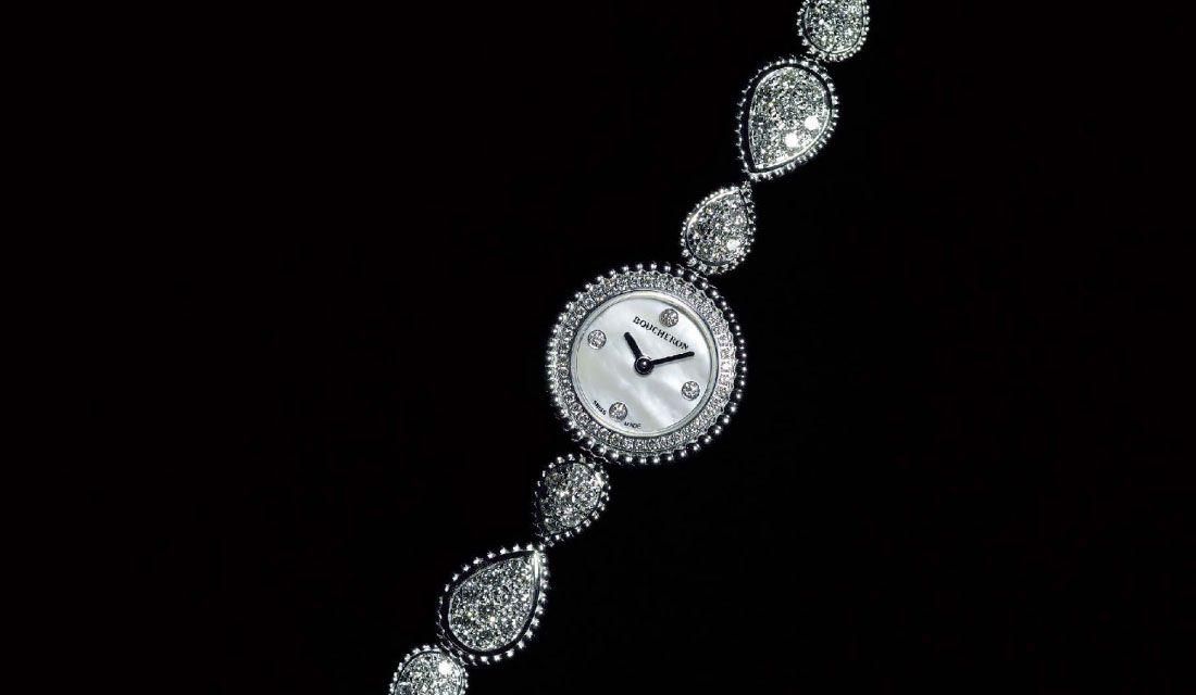 ブシュロンの時計『セルパンボエム』