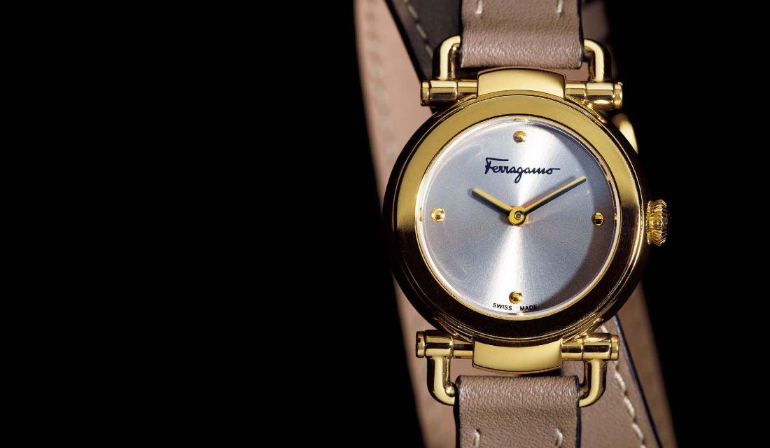 サルヴァトーレ フェラガモの時計『フェラガモ カジュアル』