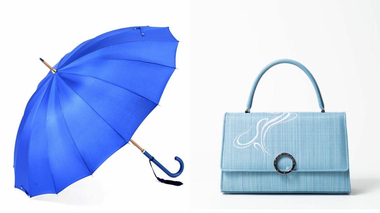 皇后雅子さまの愛用傘とバッグ