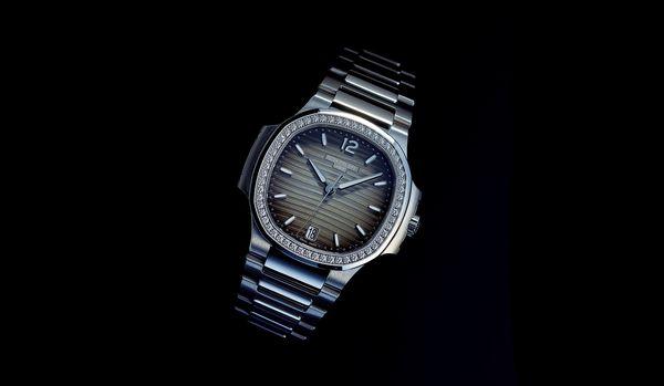 ラグジュアリーでスポーティ!パテック フィリップの時計「レディス・オートマチック・ノーチラス Ref.7118/1200A」