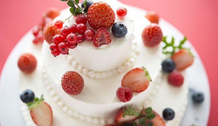 高級ケーキ