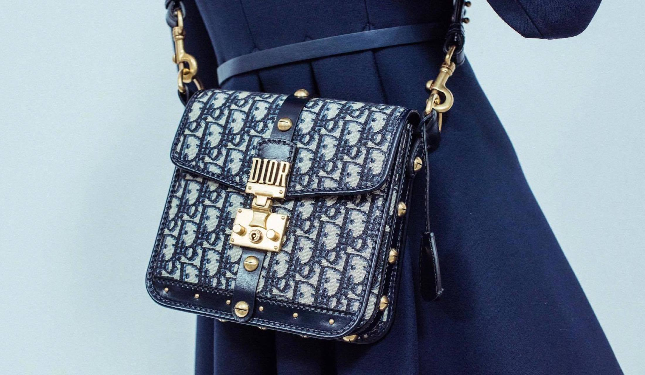 Diorの新ITバッグ「DIOR OBLIQUE (ディオール オブリーク)」