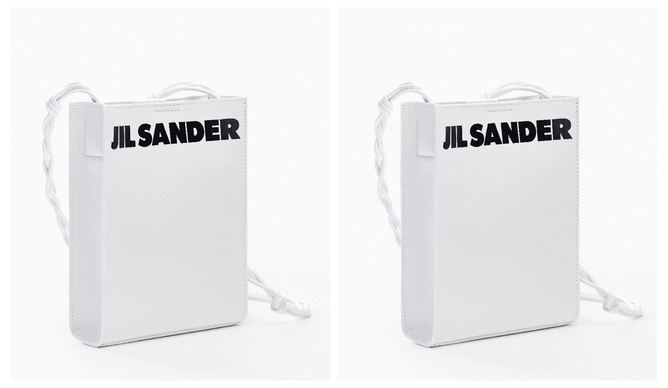 ジル・サンダー表参道店限定のバッグ「TANGLE SM(タングルスモール)」の写真