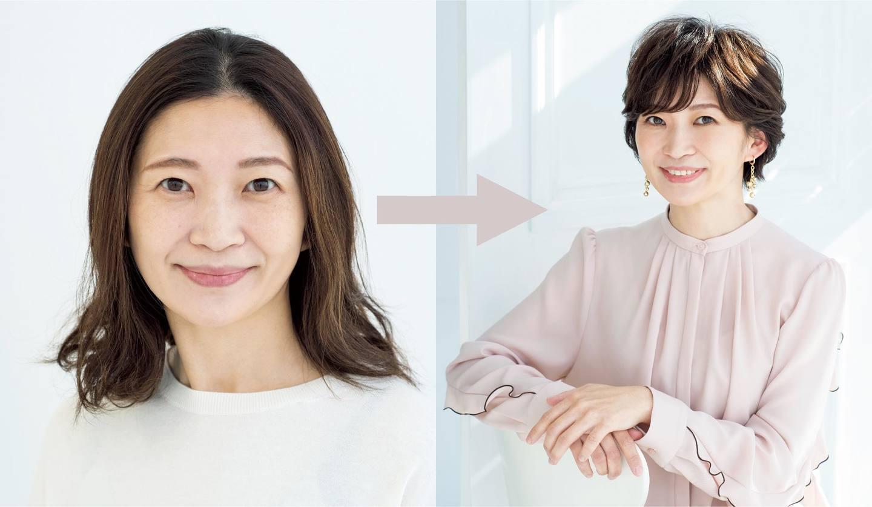 左/Before、右/after