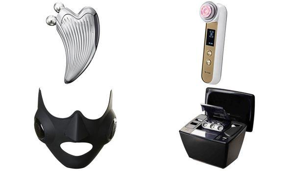 おすすめのフェイスケアアイテム|フェイスケアにおすすめの美顔器・美容家電などまとめ