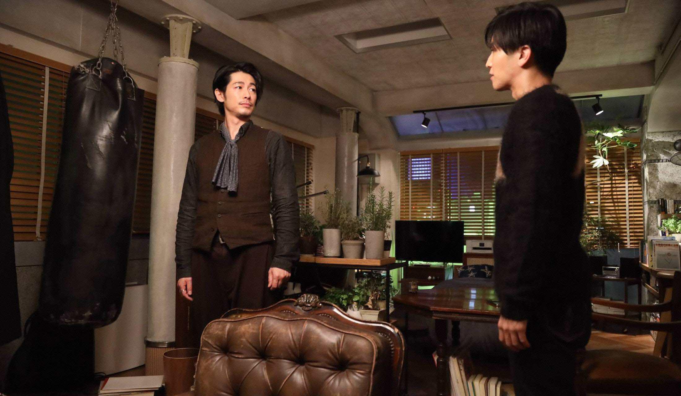ディーン・フジオカさん&岩田剛典さんのスーツ姿はまさに眼福