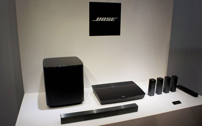 BOSEの『Lifestyle systems』と『SoundTouch 300』