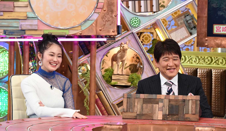 左から:吉本実憂さん、林修さん