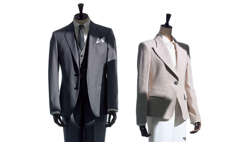 ジョルジオ・アルマーニのオーダーメイドスーツ&ジャケット