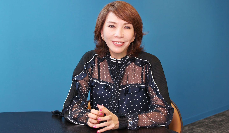 「HACCI」CEOの水谷仁美さん