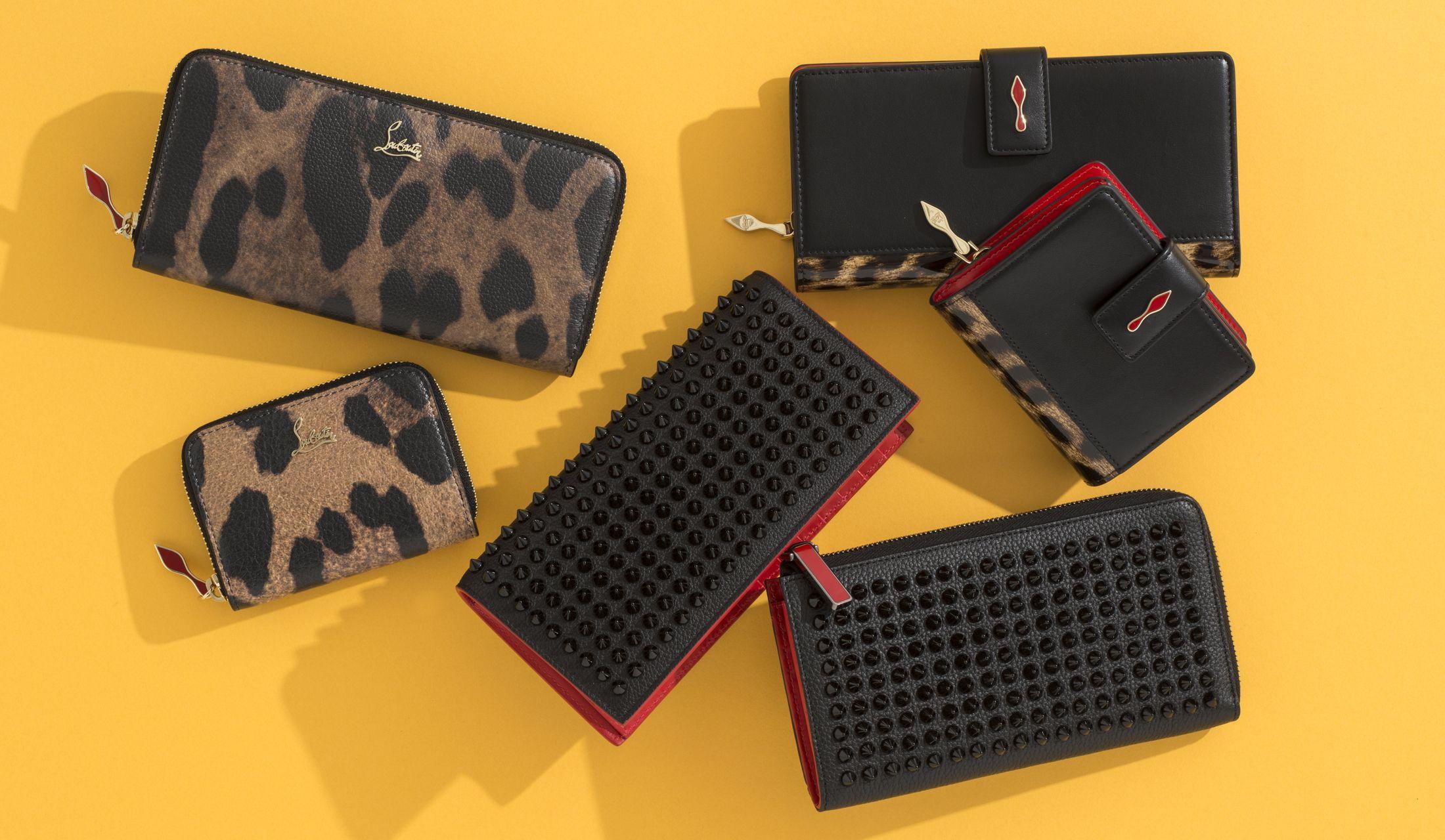 「Christian Louboutin」の長財布、二つ折り財布、コインケースの物写真
