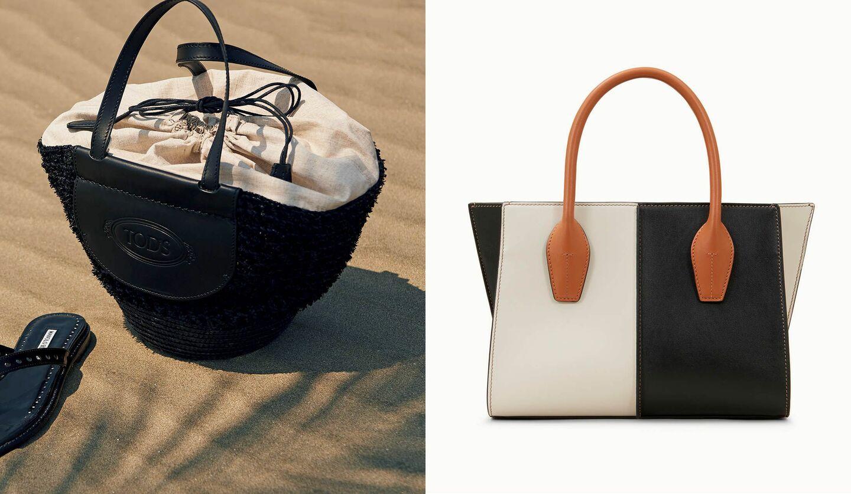 7月号で購入したいもの第1位になったトッズのかごバッグと、これから買える新作バッグ