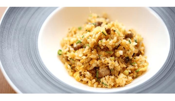 Chinese Restaurant UCHIDA TEI ウチダテイの米料理