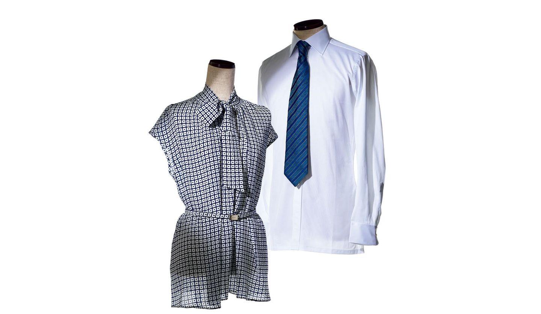「キートン」、「シャルベ」のオーダーメイドブラウス・ドレスシャツ