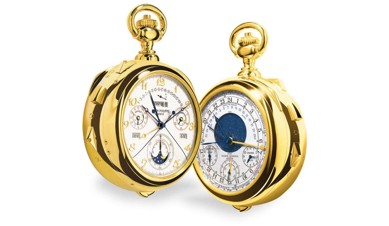 パテック フィリップの高級時計「キャリバー89」