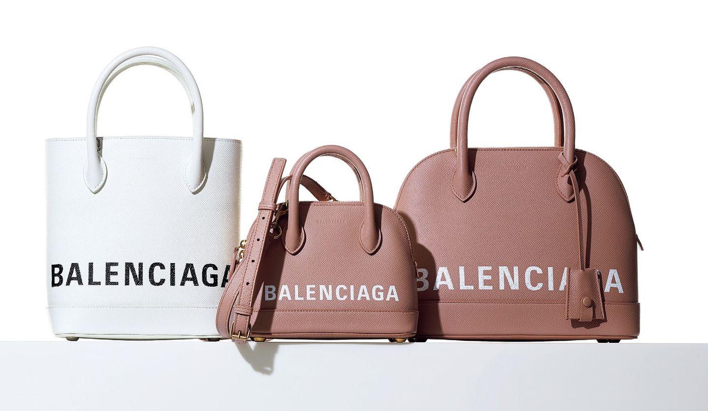 バレンシアガのバッグ「ヴィル」
