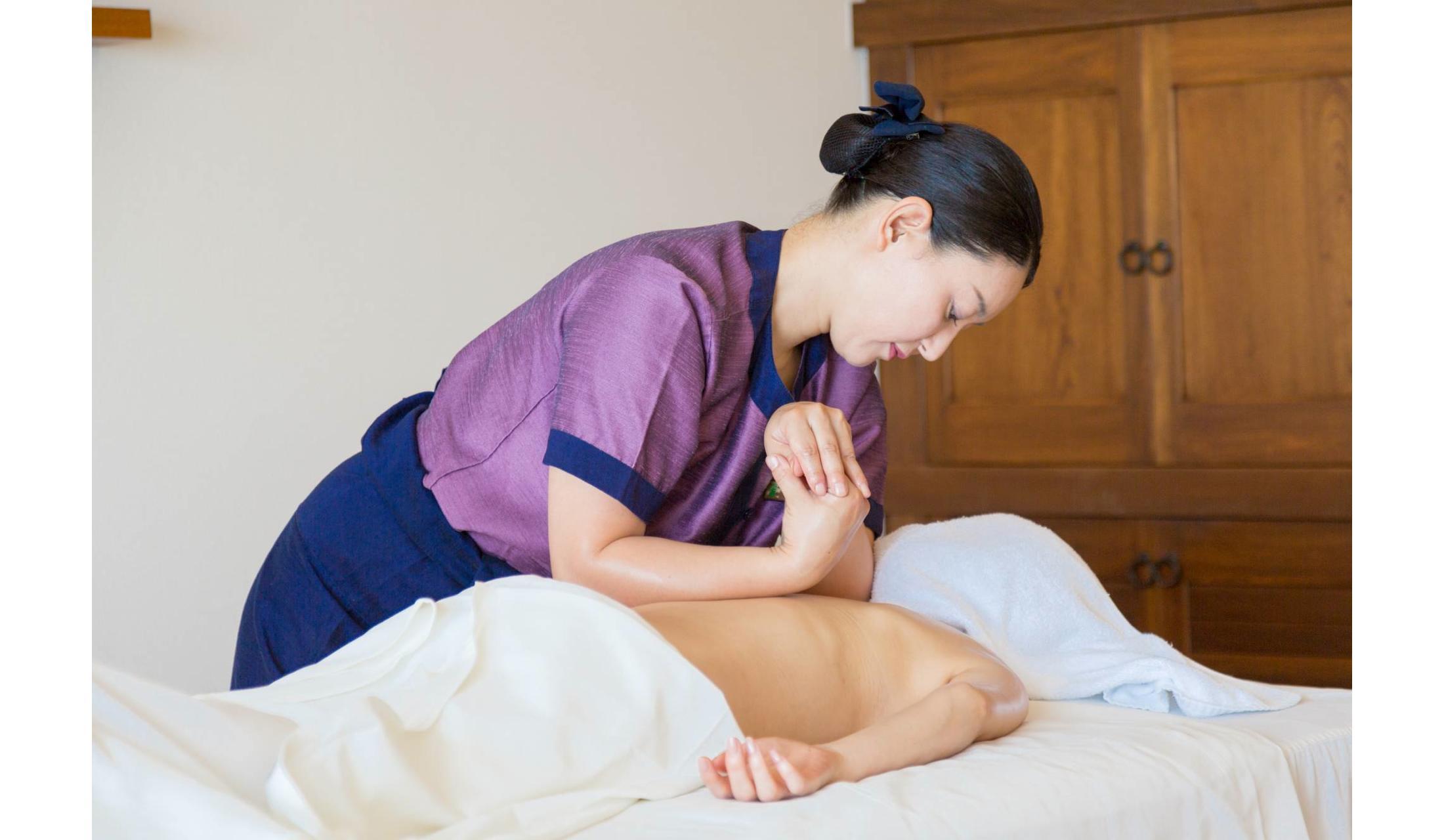 世界中のセレブを虜にする「バリヤンツリー・スパ」の熟練の施術を体験できるのは、日本ではシーガイアだけ!