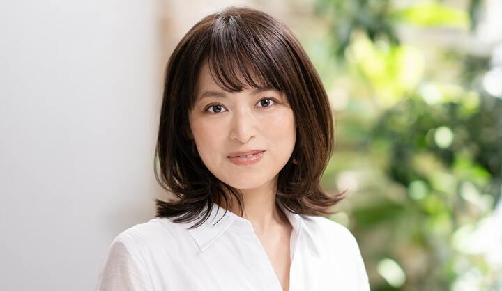 渡名喜織恵さん(45歳/フリーアナウンサー)