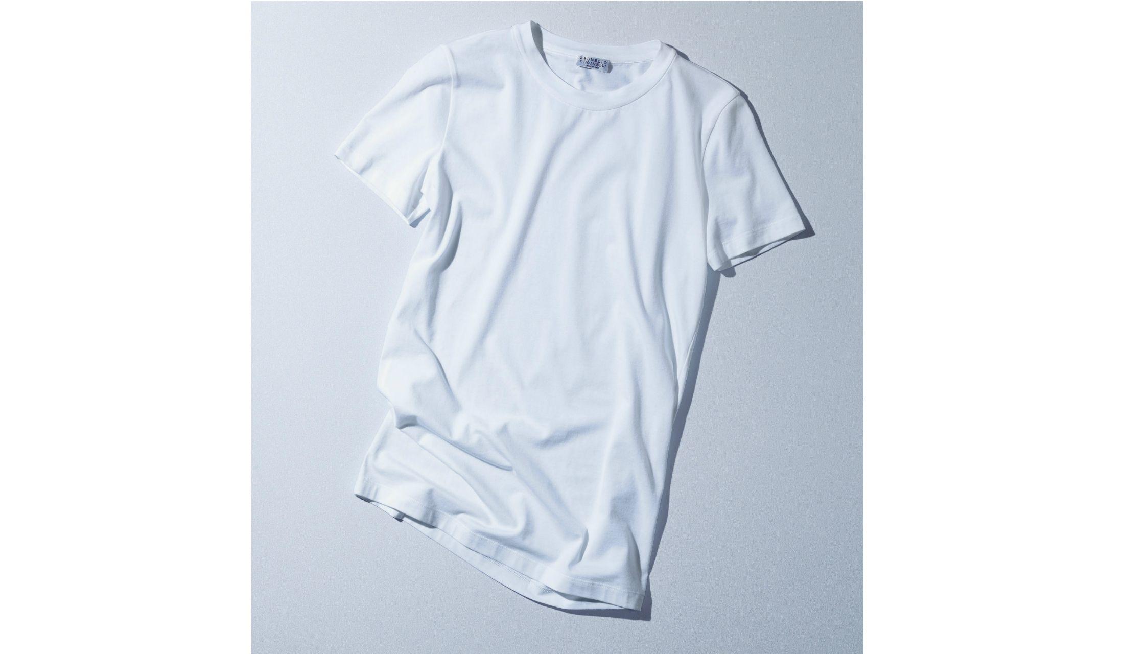 たった1枚で大人を魅力的に見せてくれる「上質な名品Tシャツ」6選