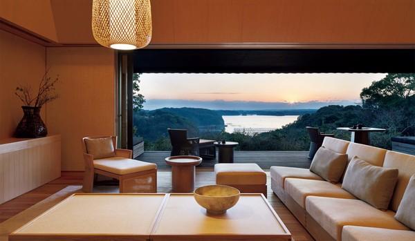 伊勢志摩国立公園内にある「アマネム」で、身も心も解放されるリラックスタイムを!