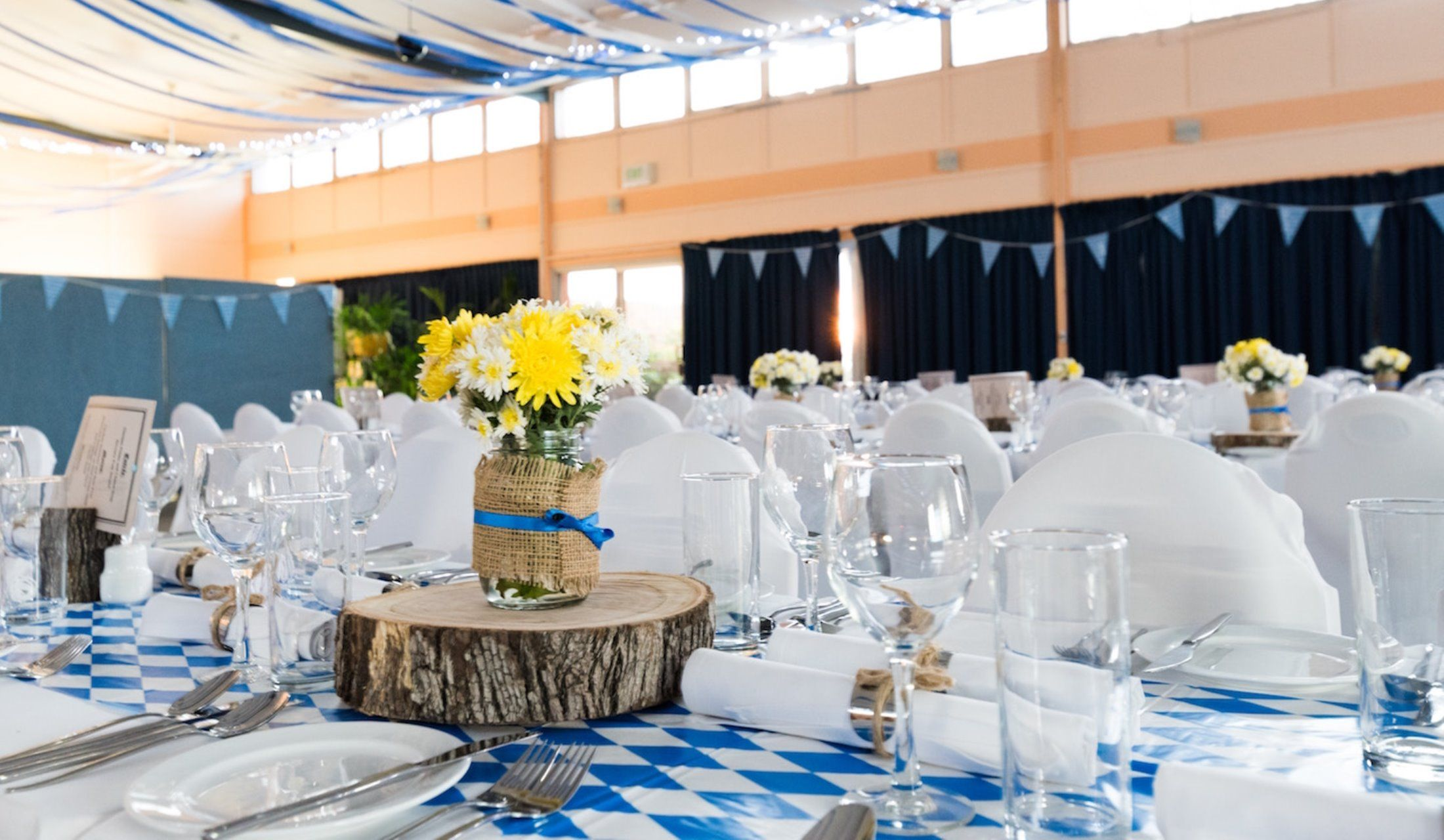 結婚式の会場